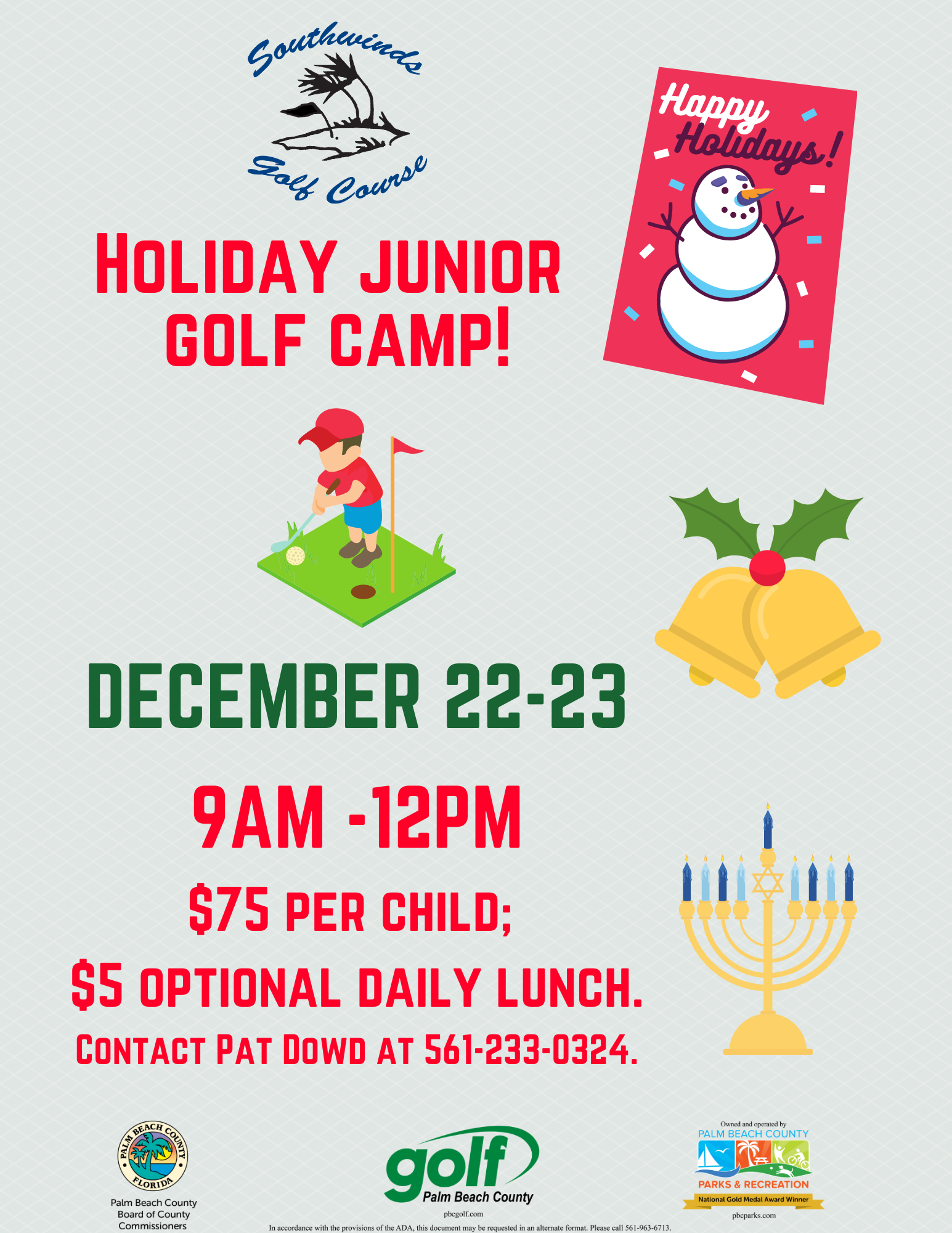 sw holiday camp